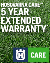 5 Year Extended Warranty - find out more